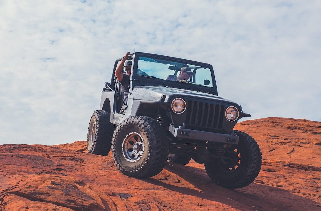 Get the Perfect Off-Road Jeep for You with a Few Useful Accessories